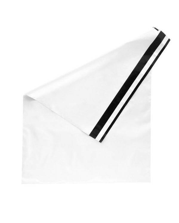 Αδιαφανής πλαστική τσάντα courier 35x45+4 εκ. (κιβώτιο 800 τμχ)